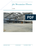 A Buyers Guide to Mezzanine Floors 2020