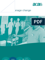 Acas How to Manage Change Advisory Booklet