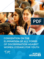 CEDAW for Youth