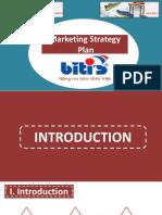 Marketing Strategy Bitis Hunter