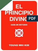 El Principio Divino - Guía de Estudio. Y.W.Kim.