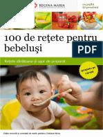 100 Retete Bebelusi