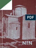 Nin, povijesni i umjetnički spomenici