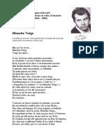 Blanche Neige - Emil LOTEANU
