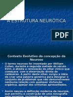 A Estrutura Neurótica