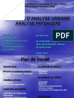 Approche Paysagere 01