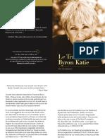 Byron Katie Le Travail
