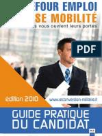 Guide Mini Site Mil It a Ire 2010