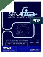 SENA - Instalaciones Eléctricas Modulo4 Unidad 12 Estañado de Empalmes