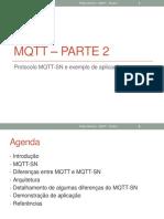 Seminário MQTT-SN