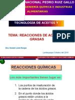 Unidad II b Reacciones Quimicas