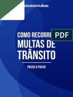 Como Recorrer Multas de Trânsito (PDF)