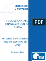 Argentina, el emergente que más se endeudó para gasto corriente y fuga de capitales