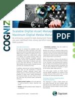 Scalable Digital Asset Management for Maximum Digital Media Maturity