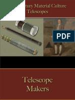 Engineering & Navigation - Telescopes
