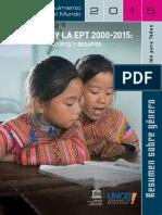 234809s Genero Informe Unesco