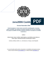 Jana2006 Cookbook