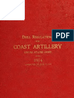 (1917) Coast Artillery Drill Regulations