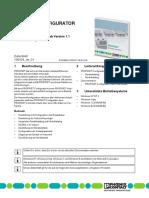 Db de Profinet Configurator 106534 de 01