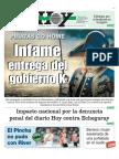 La Infame Entrega Del Gobierno K - Diario Hoy