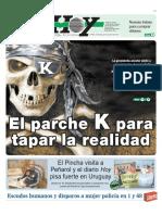 El Parche K Para Tapar La Corrupción - Diario Hoy