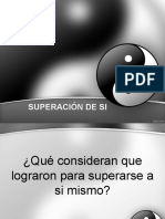 Superacion de Si
