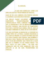 EL NAGUAL