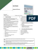Db de Profinet Device Stack 106528 de 01