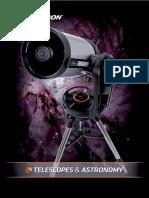 Catalogo Celestron Astronomia 2015
