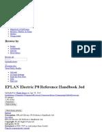 EPLAN Electric P8 Reference Handbook 3ed _ Installation (Computer Programs)