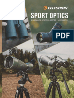 Celestron Sport Optics Catalog