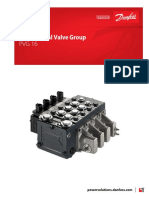 Danfoss PVG16 Technical Information