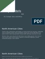unit 7- day 5 city models notes