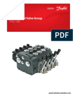 Danfoss PVG100 Technical Information