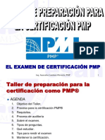 Sesion 01 Taller PMI_Exam PMP