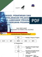 Bengkel Penyelarasan DLP 3 Mei 2016