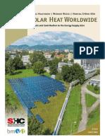Solar Heat Worldwide Edition 2016