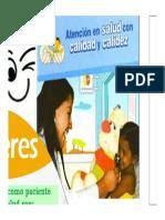 Afiche Calidad de Salud 4
