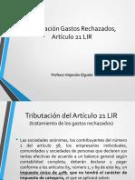 Ajustes RLI Regimen General