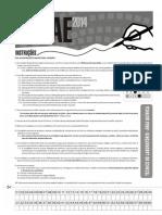 Técnico de Laboratório - Área Química - (Prova Completa)