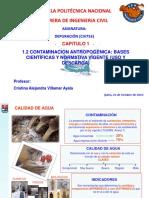 03-Normativa y Contaminación