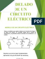Diapositivas Modelado de Un Circuito Eléctrico
