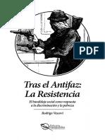 Rodrigo Vescovi - Tras El Antifaz - La Resistencia (Media Carta - Lectura)