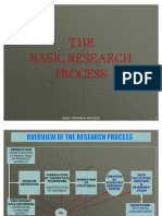 Lesson No 3 - Basic Research Process