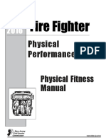 FireFighter Physical Fitness Manual 2015