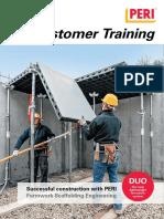 Customer Training Brochure Version 2 2016