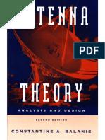 Antenna theory-Balanis.pdf