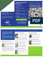 Certification Brochure v2