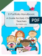 Children's E-Portfolio