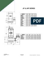 Dimensional Jf&Jhf Series